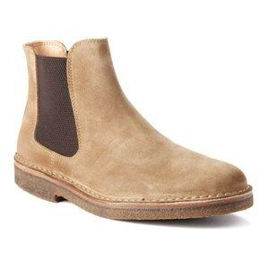 Astroflex Huckberry Bitflex Stone Chelsea Boots